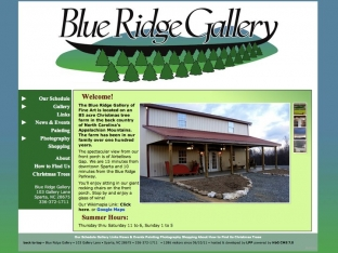 Blue Ridge Gallery of Fine Art