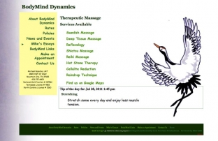 BodyMind Dynamics Massage Therapy