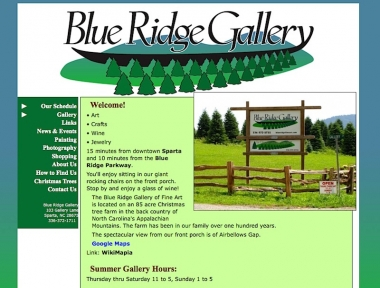 Blue Ridge Fine Art
